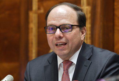Ärztkammer-Präsident Thomas Szekeres verlangt höhere Gesundheitsausgaben.APA