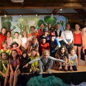 Kindertheaterfest mit aktuellen Themen