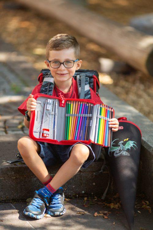 Alles parat? Ab Montag heißt es nun wieder für alle Schüler die Schultasche packen und sich zur Schule auf den Weg machen.sc