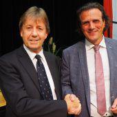 Gerd Hölzl ist Koblachs neuer Bürgermeister