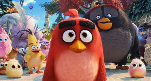 """""""Angry Birds 2"""" eignet sich für einen Familien-Kino-Besuch selbst mit den Kleinsten.Sony Pictures"""