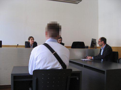 Auf den jugendlichen, unehrlichen Finder kam vor Gericht eine ganze Palette von Anklagepunkten zu. eckert