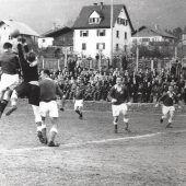 Fußballhistorie in gebundener Form