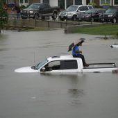 Texas kämpft mit Überschwemmungen