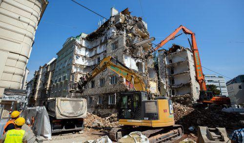 Bei der Explosion kamen der Wohnungsinhaber und eine Mieterin ums Leben. APA