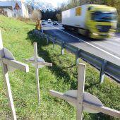Mehr tödliche Verkehrsunfälle in Österreich im heurigen Sommer
