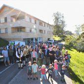 Premiere: Gemeinnütziger Wohnraum für Großwalsertaler
