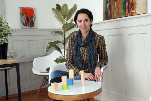 Brigitta Amann ist die Leiterin der Schulpsychologie.                              VN/js