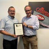 zurgams gewinnt mit Messepark und Präg bei German Brand Award