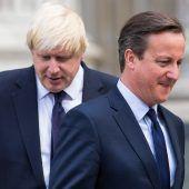 Johnson will Gesetz gegen Hard-Brexit umgehen