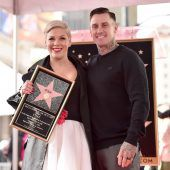 Carey Hart gratulierte seiner Pink zum 40. mit Liebes-Posting