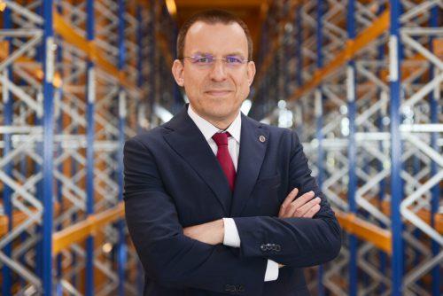 cargo-partner-Geschäftsführer Martin Schenzel setzt auf Vorarlberg. Fa