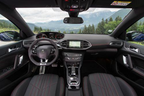 Charakteristisch für die aktuellen Löwen-Modelle ist das i-Cockpit.