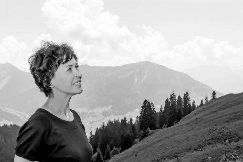 Corinna Burtscher hat vor Kurzem ein neues Tanzbuch für Kinder veröffentlicht. c.burtscher