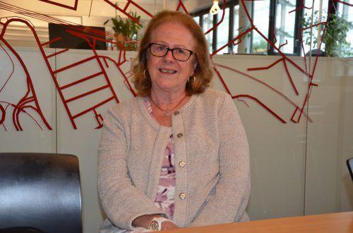Dagmar Helbig erzählte, wie sie selbst zur Seniorenbörse kam. VN/HRJ