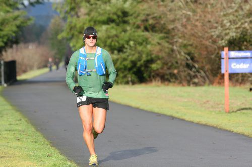 Dane Rauschenberg lief schon auf der ganzen Welt Marathons.VN