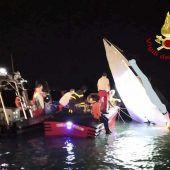 Drei Tote in Venedig bei Rekordversuch mit Rennboot
