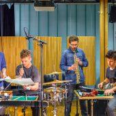 Talentierte Komponisten aus der ganzen Welt in der Alpenstadt