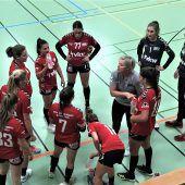Ländle-Handballerinnen ohne Punktgewinne in der WHA