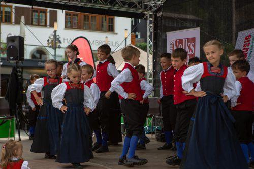 Das Volksliedwerk hat über tausend Mitglieder und bietet auch Projekte für Kinder und Jugendliche. VLW