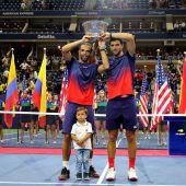 Doppel Cabal/Farah siegt bei US Open