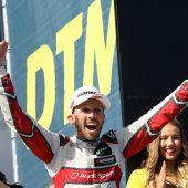 DTM-Boss Berger möchte Rastin der Formel 1 sehen