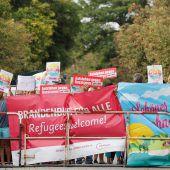 CDU und SPD mit blauem Auge in Sachsen und Brandenburg