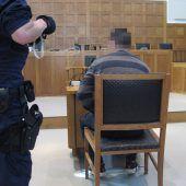 26 Monate Haft für Raub mit Messer