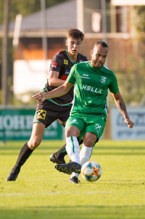 Cordeiro Soares spielt diese Saison ganz groß auf.VN/Stiplovsek