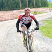 Geismayrs Titeltraum bei der MTB-Marathon-WM geplatzt