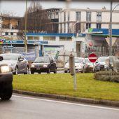 Engel-Kreisverkehr verliert Schrecken