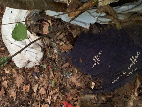 Der Fundort der sterblichen Überreste befindet sich etwa 200 Meter oberhalb des Waldbades Enz. Autengruber