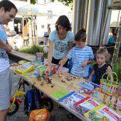 Sommerferienprogramm endete mit Kinderfest