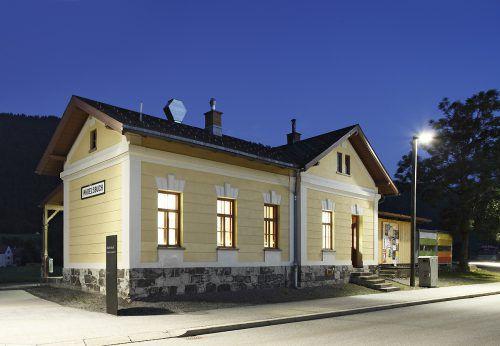 Der Kulturverein Bahnhof zeigt im Herbst ein abwechslungsreiches Programm.