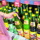 Mehrwegflaschen für Getränke