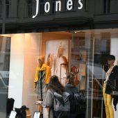 Textilkette Jones meldet Insolvenz an