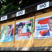 Intensivwahlkampf Herbst 2019