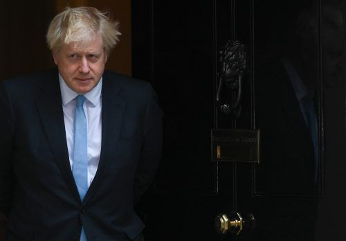 Der Premierminister ist voll auf Neuwahl-Kurs. Seine kompromisslose Brexit-Strategie sorgt auch parteiintern für Kritik – etwa vom eigenen Bruder. AFP