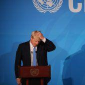 Deutliche Niederlage für Premier Johnson