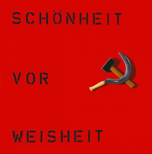 Der Titel der Ausstellung in Tirol bezieht sich auf eine Arbeit des Vorarlberger Künstlers Flatz. Museum