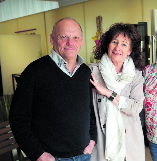 Der Wunsch von Reinhard und Doris Kopf ist es, einen Nachfolger für ihr Geschäft zu finden. VN