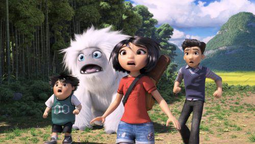 Der Yeti und seine Freunde begeben sich auf eine spannende Reise. ap