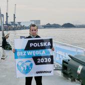 Burgenländerin bei Greenpeace-Protest in Polen verhaftet