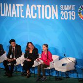 Emotionaler Appell für mehr Klimaschutz