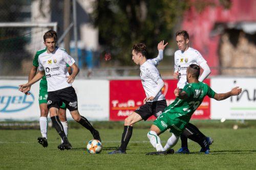 Die Altach Juniors waren vom Dornbirner SV nicht zu halten. Die Haselstauder mussten die erste Niederlage in der VN.at-Eliteliga hinnehmen. Sams