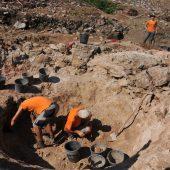 Funde aus der Bronzezeit bei Ruine Sigberg
