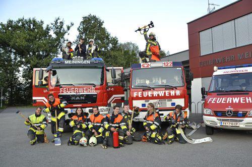 Die Feuerwehr Meiningen feiert am Wochenende ihr 100-jähriges Bestehen mit einem großen Fest. Christof Egle