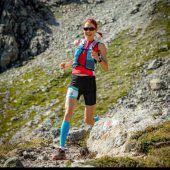 Feminines Laufspektakel in den Bergen