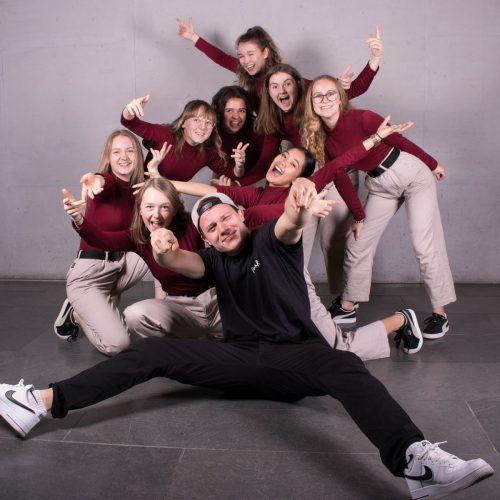 Die FRK Dance School freut sich auf viele interessierte Schnuppergäste am Sonntag. Am Nachmittag öffnet die Hip-Hop-Tanzschule ihre Pforten und die Tänzer zeigen ihr Können. FRK