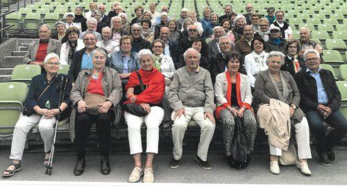 Die Jahrgänger wollen achtzig 80er zum Fest zusammenbekommen.vv